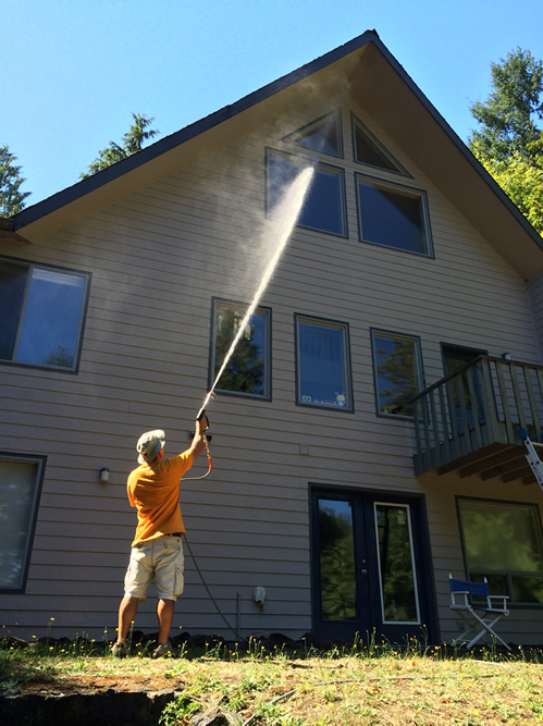 Zachs Power Washing Gutter And Window Cleaning Olympia Wa